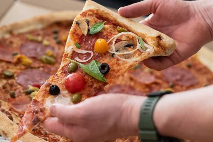 Ciasto na pizzę włoską