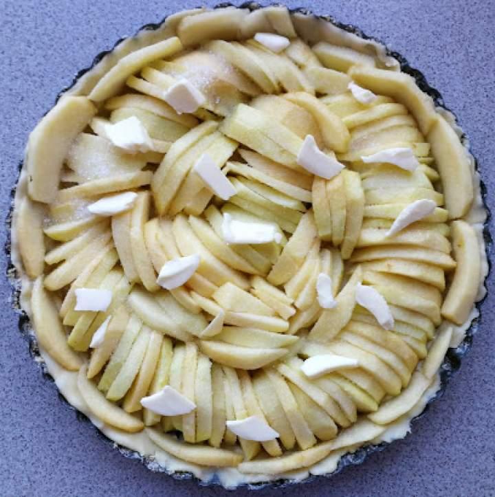 Tarta jabłkowa – wersja na Thermomix