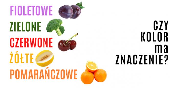 Czerwone, pomarańczowe, żółte, fioletowe, zielone… Czy kolor ma znaczenie?
