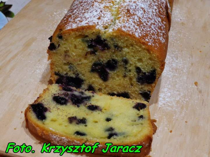 Ciasto Leśna jagoda – szybkie i smaczne.