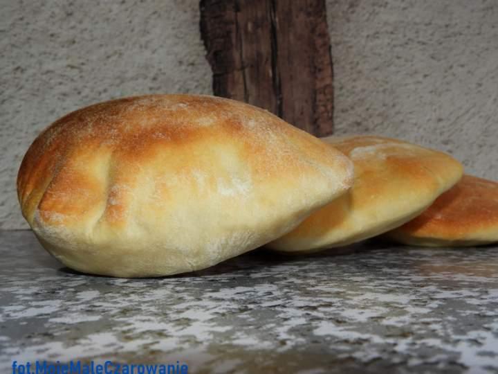 Pity – przepis na arabski chlebek