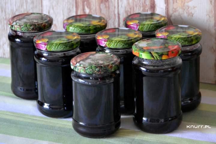 Dżem z aronii – samo zdrowie