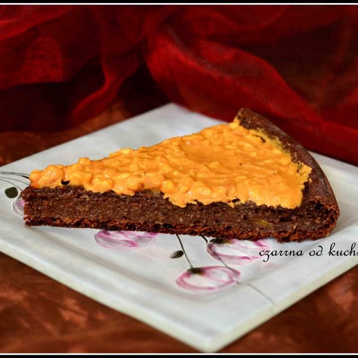 Brownie z dyni