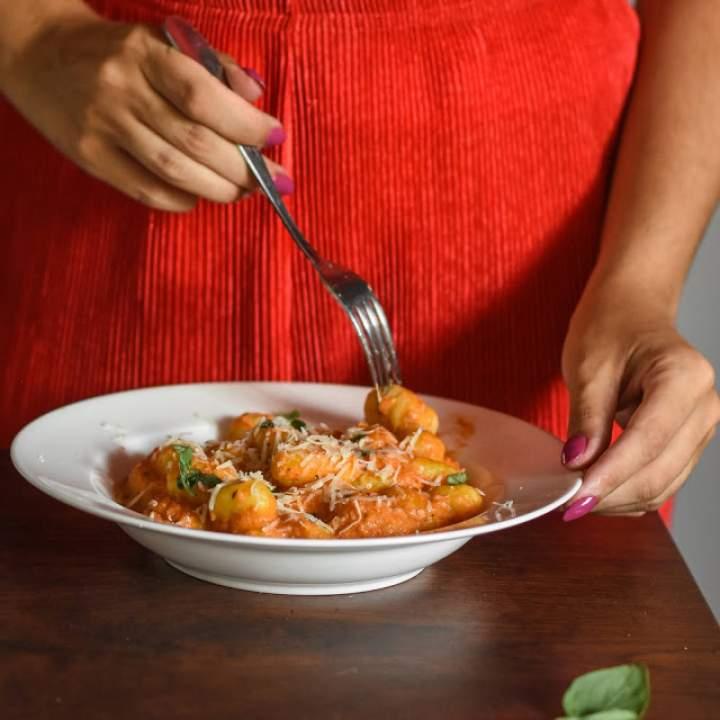 Kremowy sos pomidorowy z mascarpone