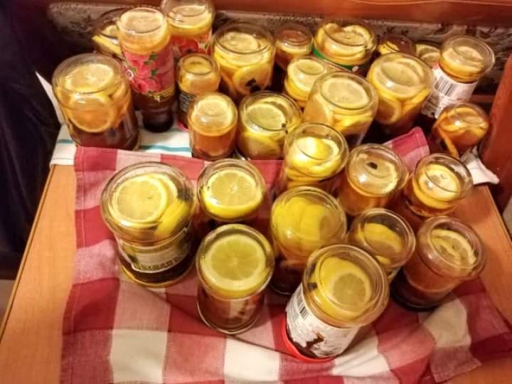 Domowy Syrop z Cytryny – Skuteczny Lek na Przeziębienie