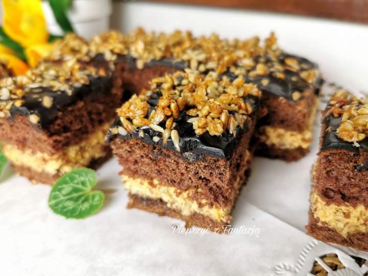 Słonecznikowiec (ciasto)