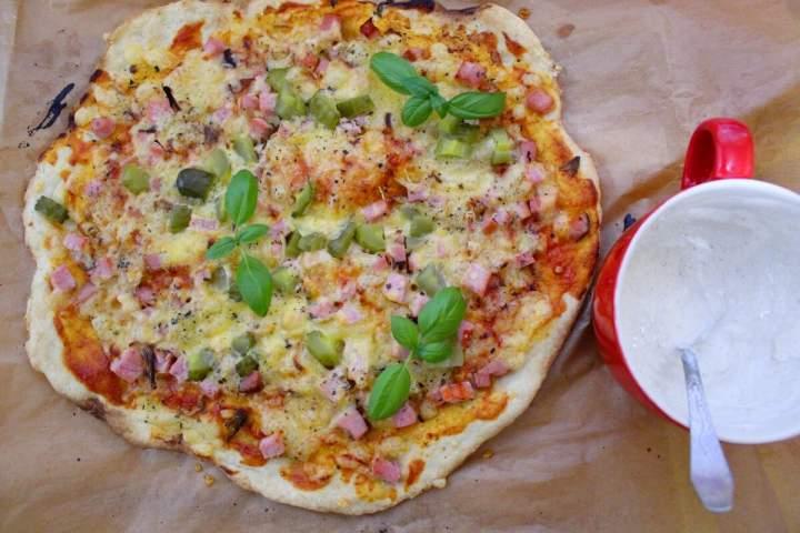 Przepis na pizze – wersja III