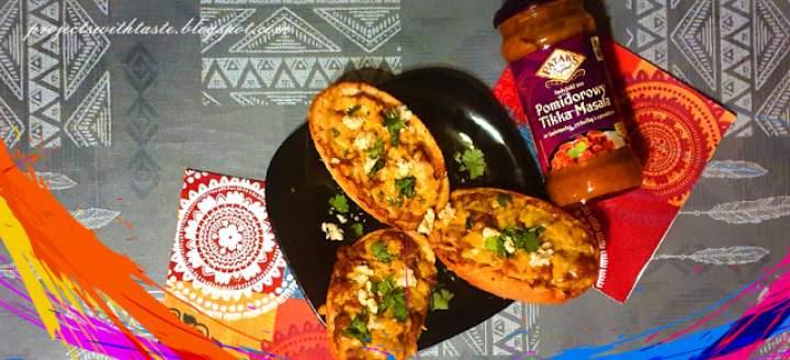 Znana potrawa w nowym wydaniu, czyli zapiekanki z nutą orientu z marką Patak's