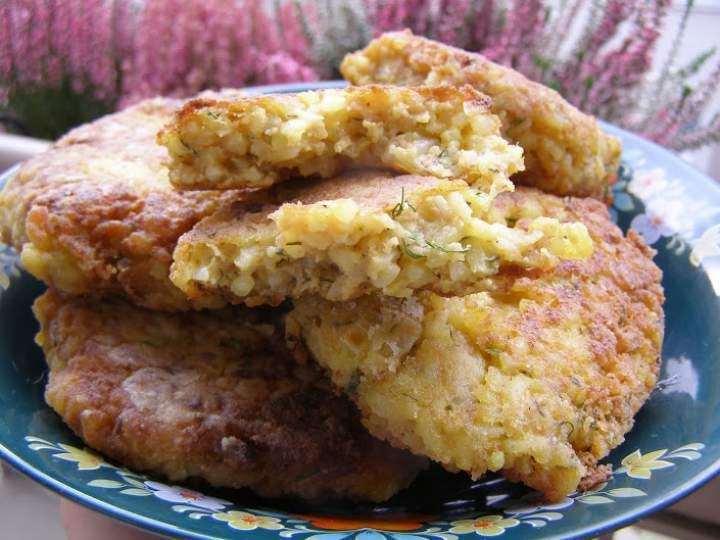 pyszne kotlety ryżowo mięsne z farszu do gołąbków…