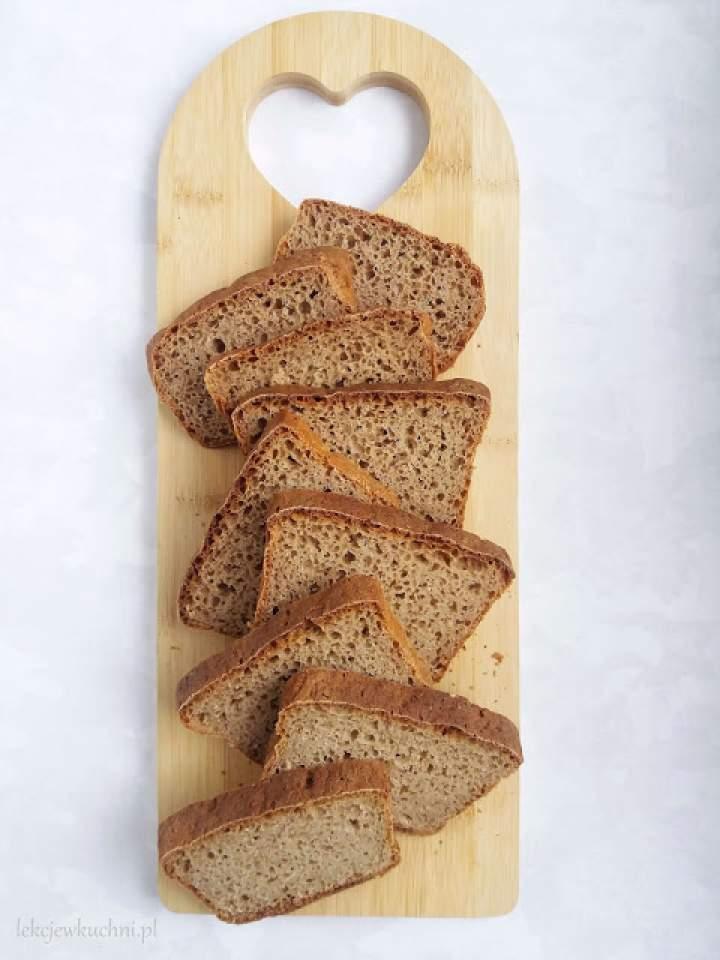 Chleb orkiszowo – gryczany / Spelt and Buckwheat Bread