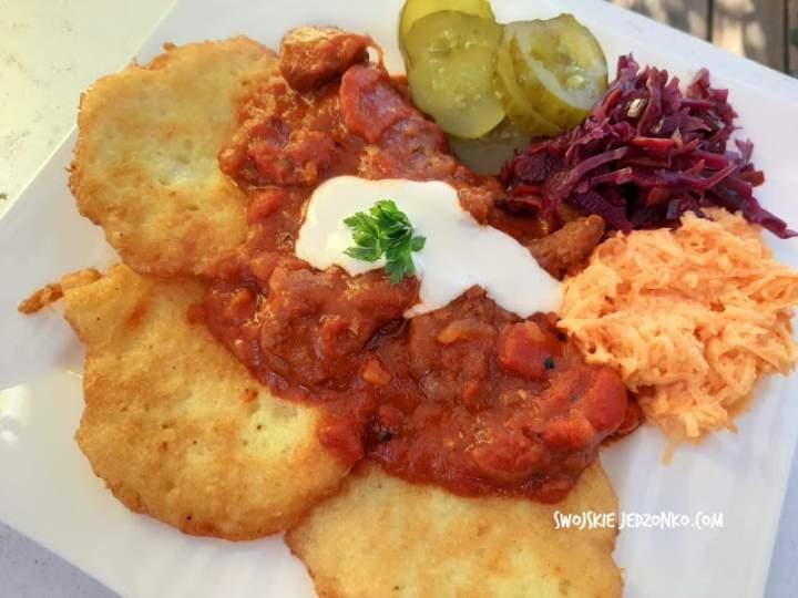 Placki po węgiersku -pomysł na pyszny obiad
