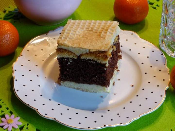"Ciasto ""Słodka Arkada"""