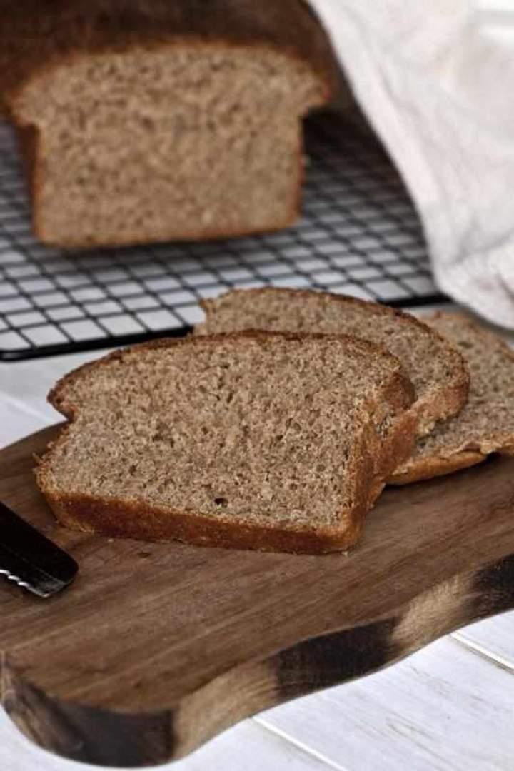 Przepis na łatwy chleb.