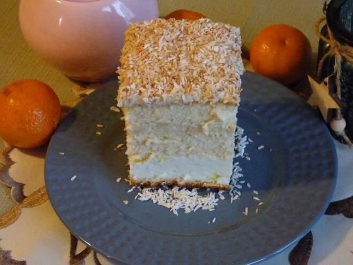 "Ciasto ""Śnieżynka"""