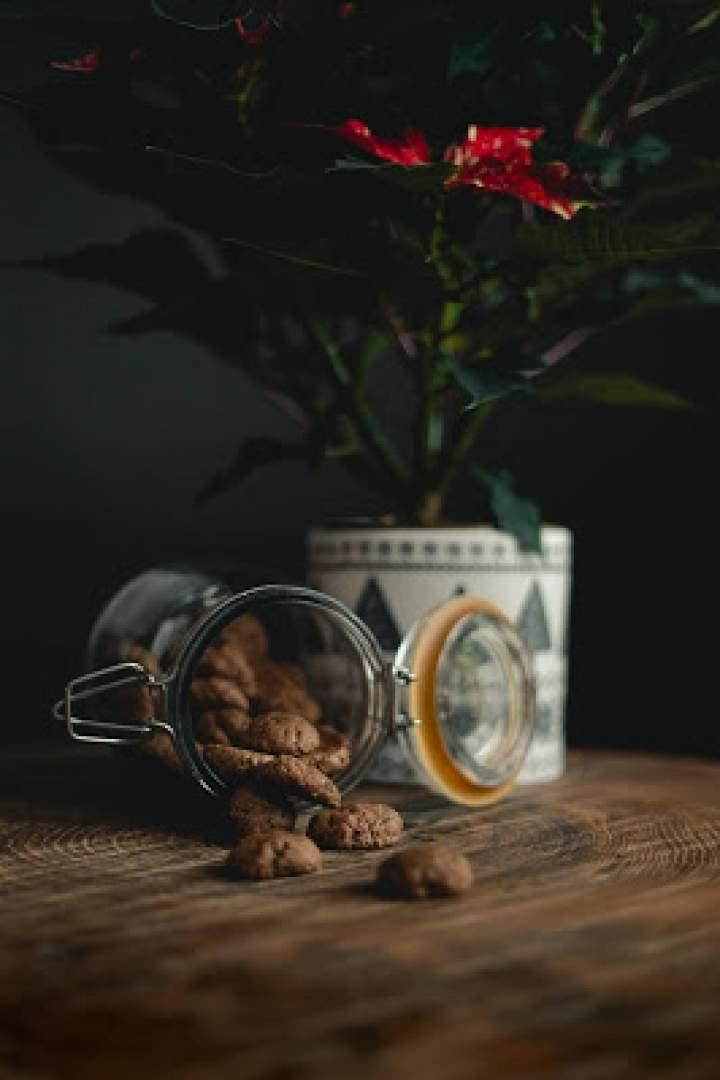 Holenderskie mini pierniczki
