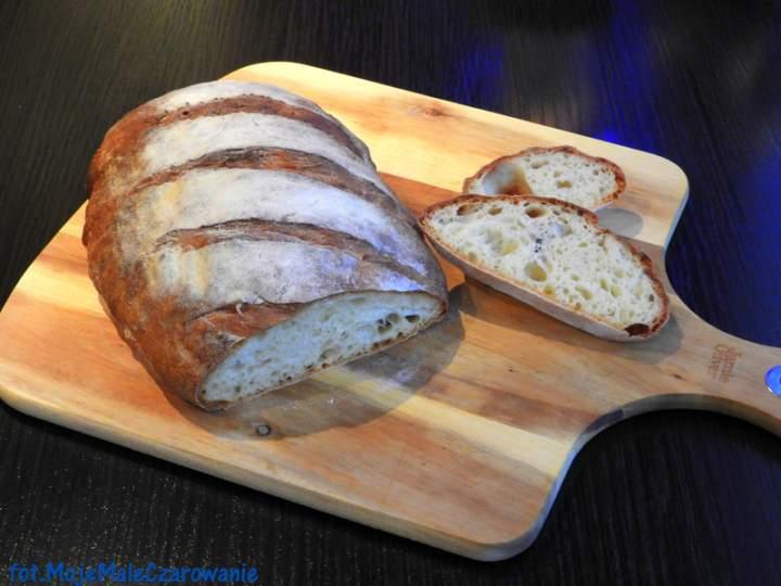 Bardzo łatwy chleb bez wyrabiania