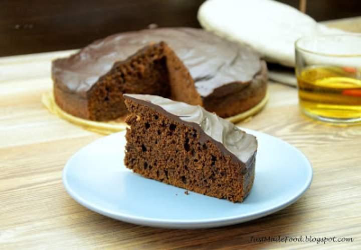 Czekoladowe ciasto dyniowe