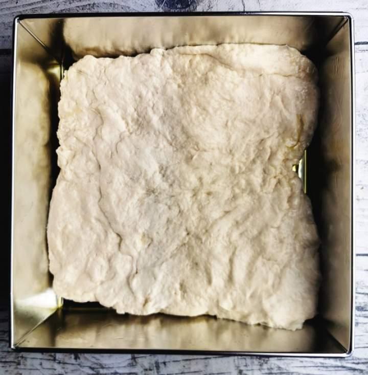 Ciasto na focaccię