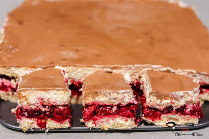 Magma – ciasto bez pieczenia
