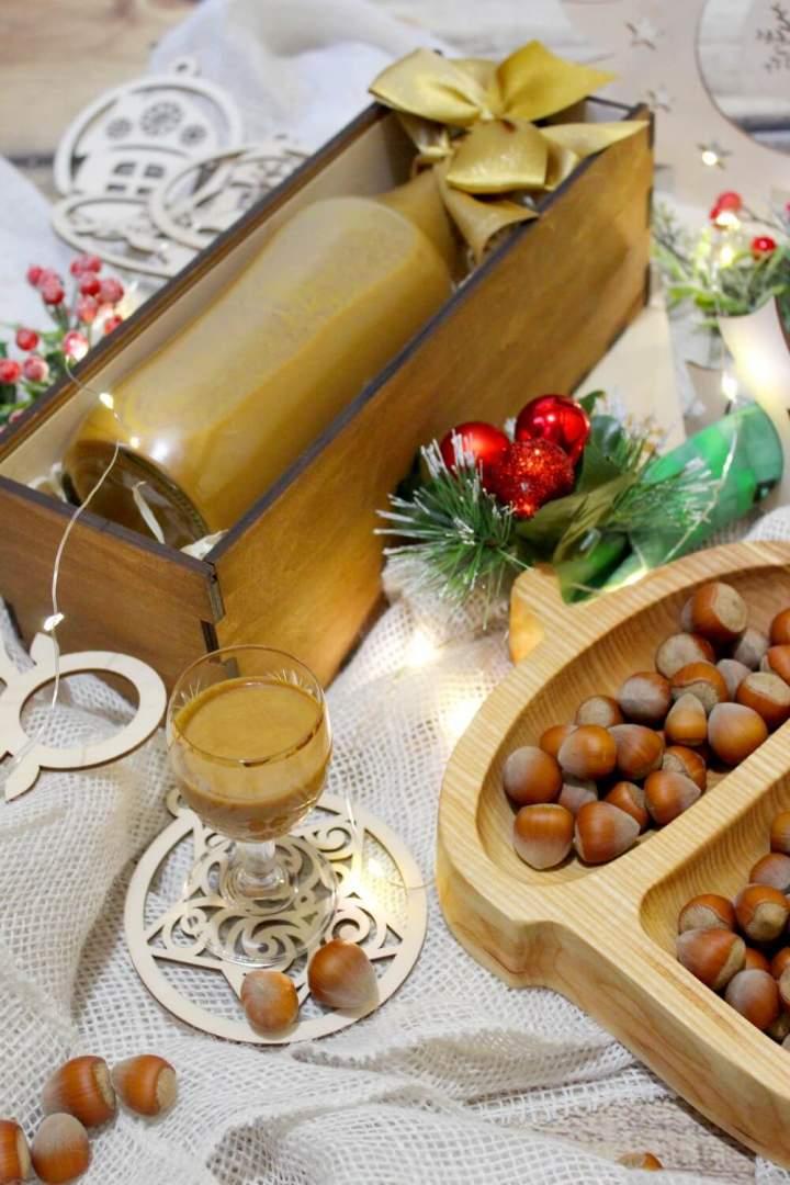 Szybki świąteczny likier (przepis) i inne świąteczne inspiracje