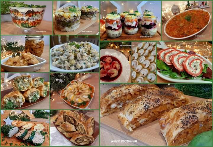 Potrawy wigilijne – pyszne święta