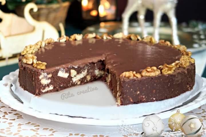 TORCIK KORMOS – grecki blok czekoladowy