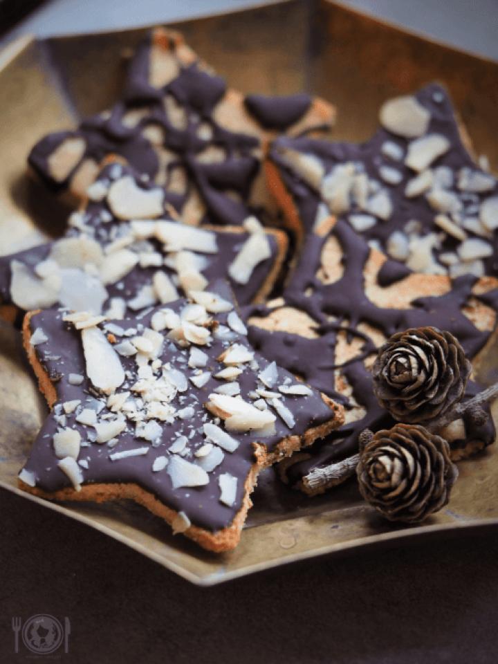 Keto świąteczne ciasteczka (Paleo, LowCarb)
