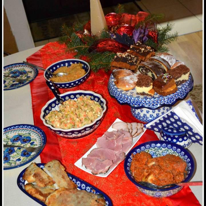 Przy świątecznym stole cz. 2 :)