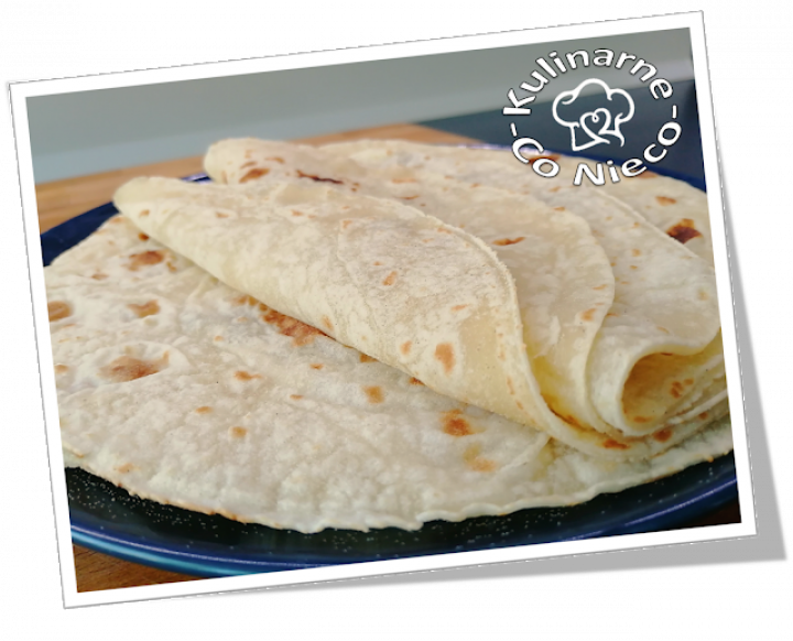 Domowe Placki Tortilla