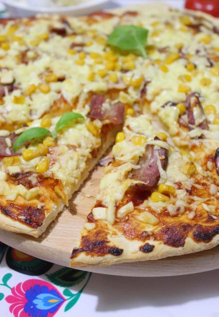 Duża pizza – sprawdzony przepis
