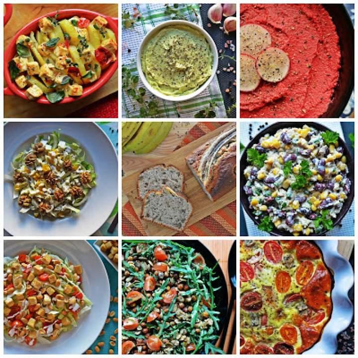 Wegetariański Sylwester – 10 przepisów na pyszne dania na imprezę