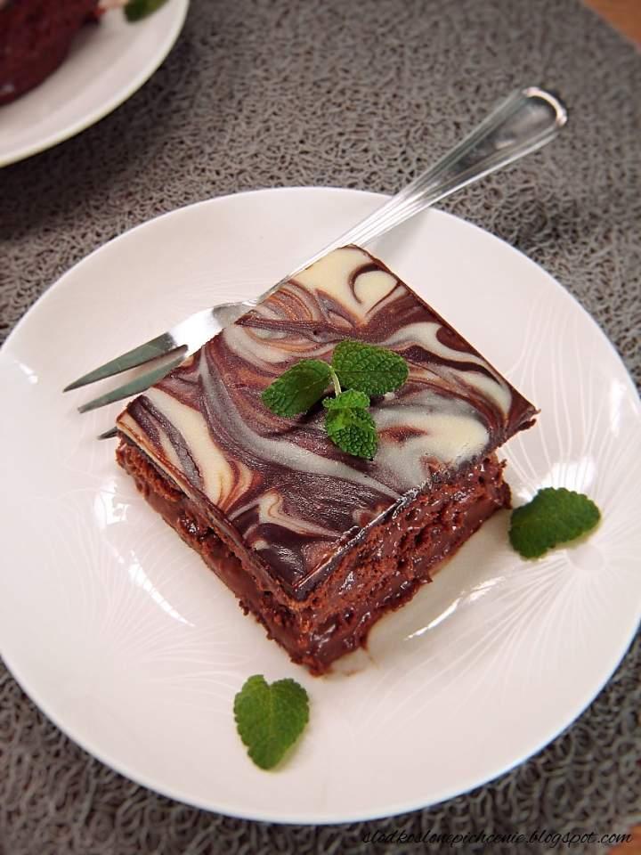 Ciasto Kukułka (bez pieczenia)