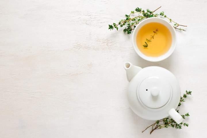Zielona herbata niejedno ma imię