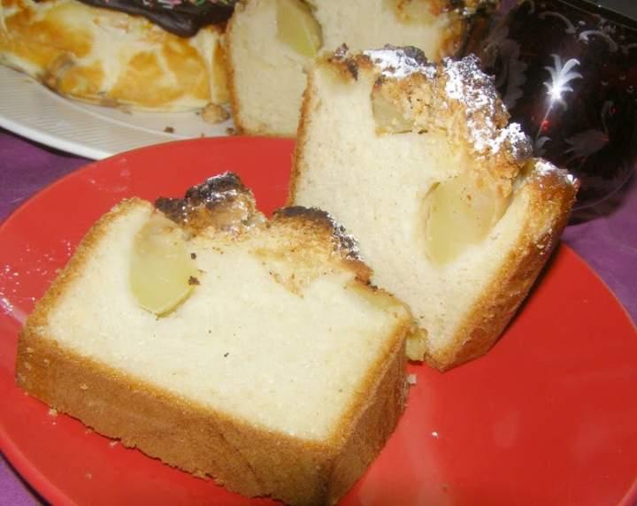 drożdżowe ciasto z jabłkami, kruszonką…