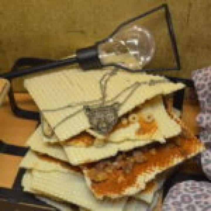 Podwójnie chrupiąca chrupanka z loftowym tłem… czyli noworoczny przegląd szafek