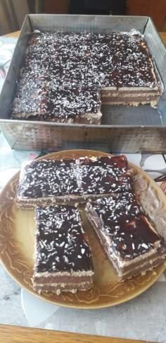 Ciasto w 15 minut bez pieczenia