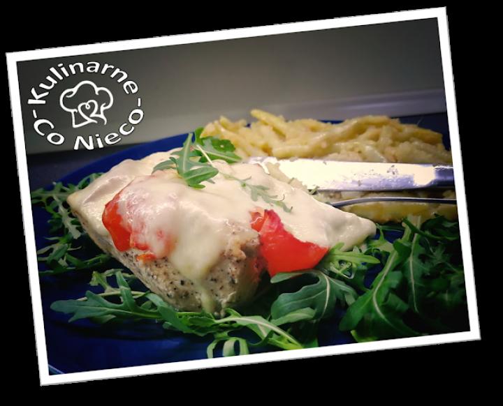 Zapiekany Kurczak z Mozzarellą i Pomidorami