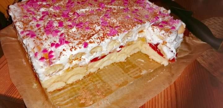 Ciasto przekładaniec