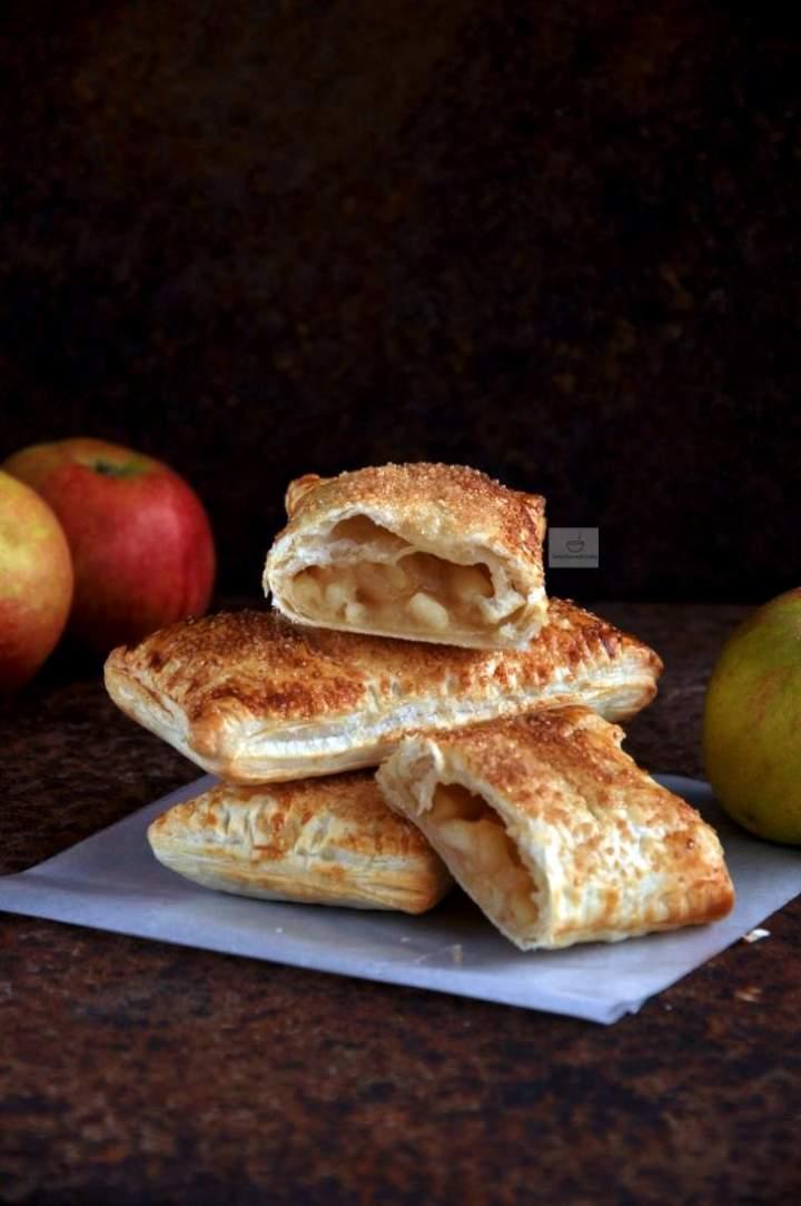Ciastka z jabłkiem i cynamonem