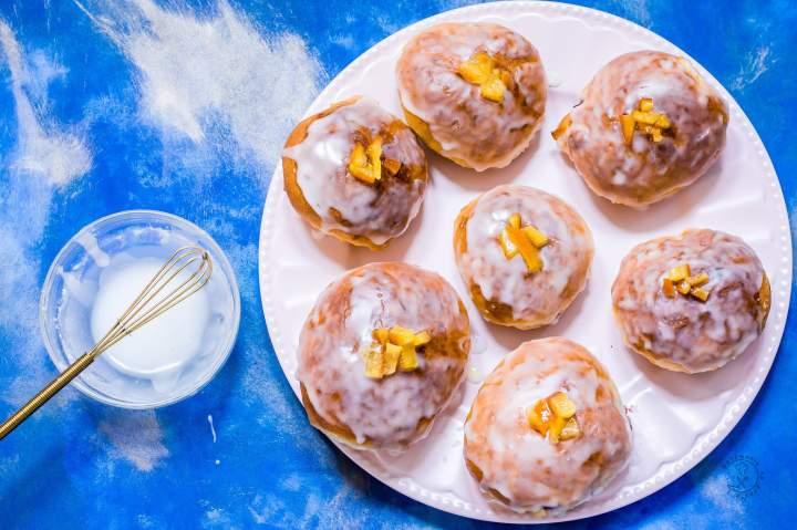 Pączki Pieczone Metodą Tangzhong