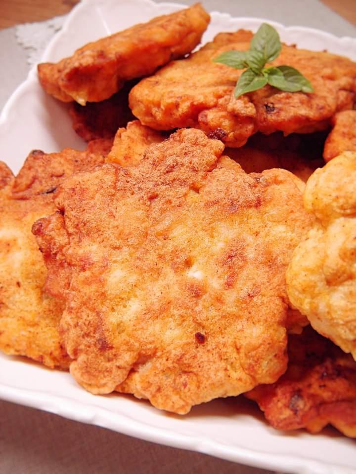 Piankowe kotlety siekane z kurczaka