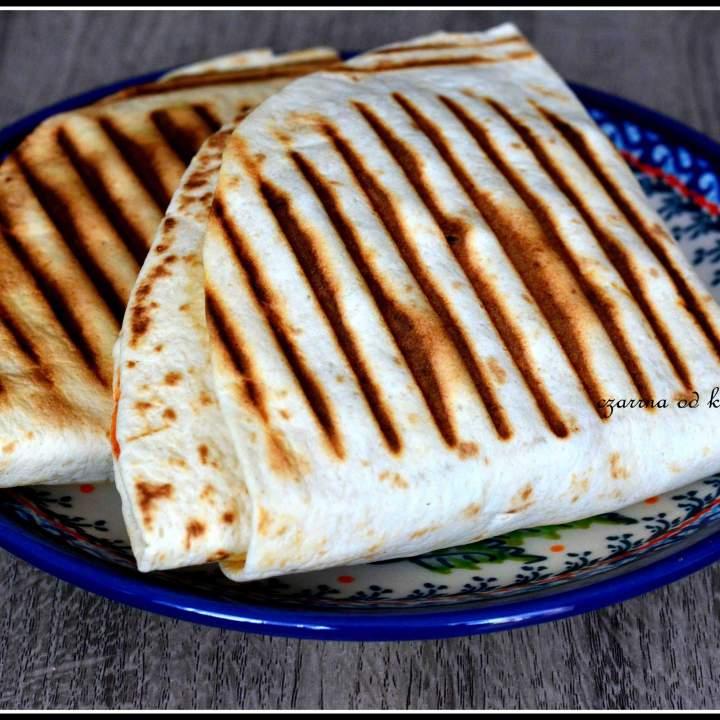 Składana tortilla