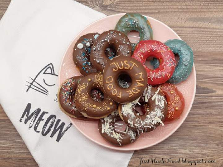 Donuts – pączki amerykańskie