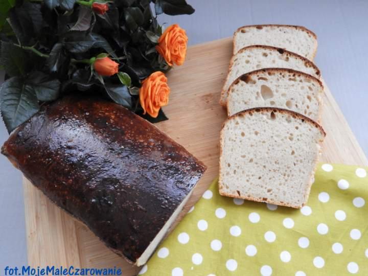 Chleb tostowy na pszennym zakwasie