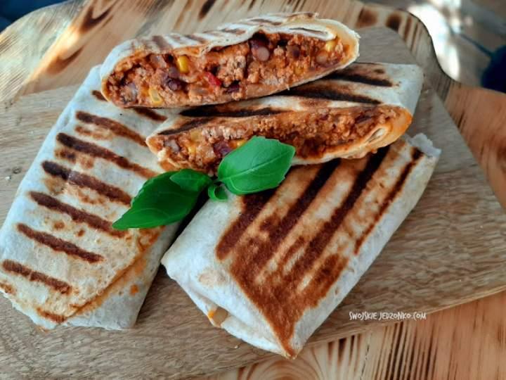 Tortille po meksykańsku – szybki pomysł na obiad