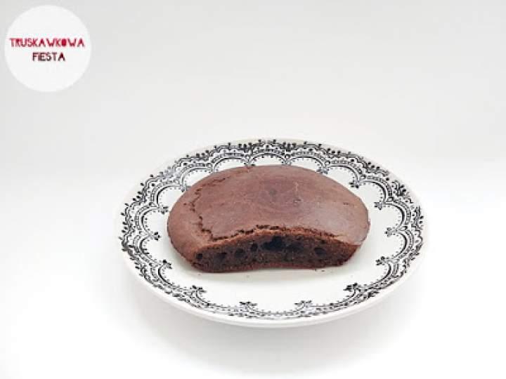 Ciasto kakaowe z serkiem homogenizowanym