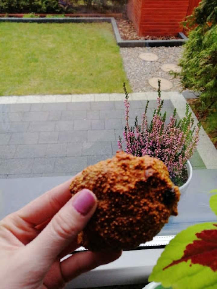 Zdrowe ciasteczka Amarantuski