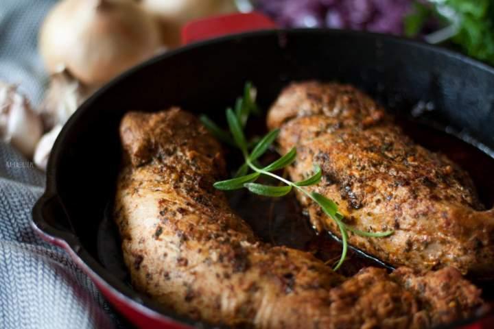 Pieczone polędwiczki wieprzowe – niezawodny przepis