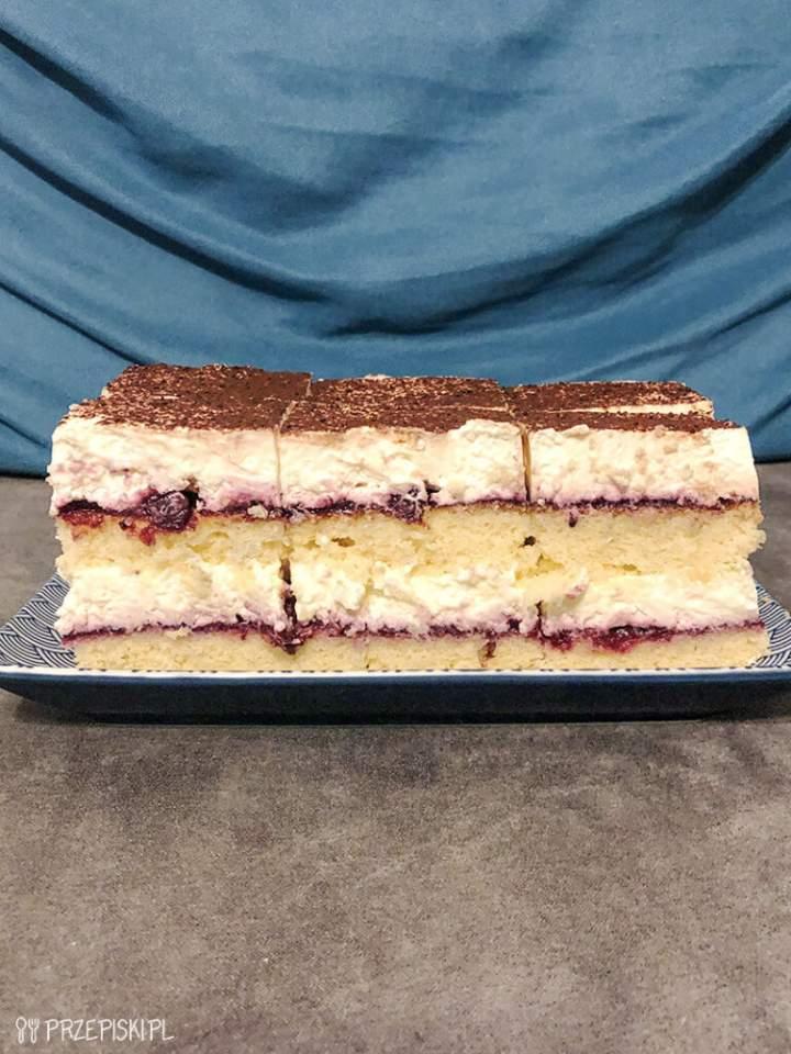 Ciasto Laluś