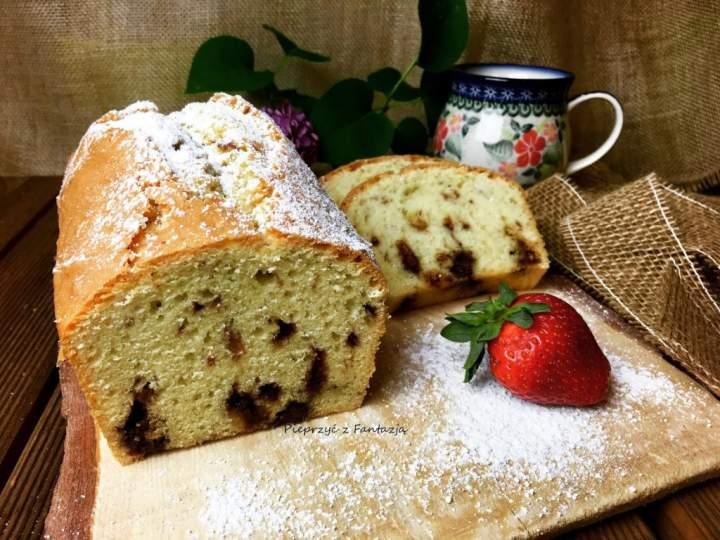 Ciasto Ryśka (na łyżki)